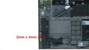 Unscrew Power / Volume Button Circuit Board (1 x