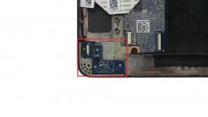 Unscrew LED circuit board (1 x M2 x 3mm).
