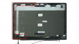 Disconnect and remove LCD Cable.