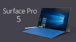 MicrosoftSurfacePro5