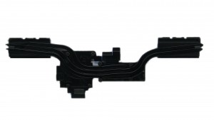 Unscrew and remove Heatsink (Captive screws).