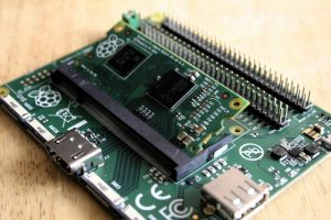 There's a New Raspberry Pi Compute Module 3, Slimmed Down