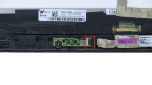 Disconnect and remove circuit board.
