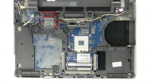 Dell Latitude E6430 (P25G001) Back Cover Removal & Installation