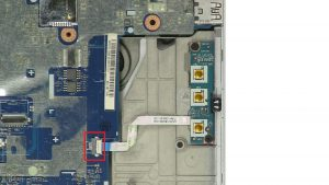 Disconnect circuit board.