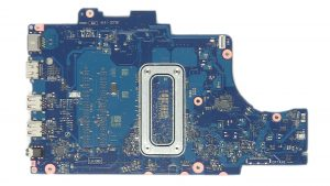 Unscrew and turn over motherboard (1 x M2.5 x 5mm)(1 x