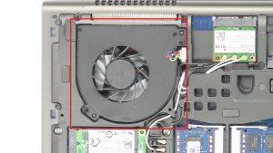 Dell OEM Precision M4700 CPU Cooling Fan - Larger Fan - 1G40N w/ 1 Year  Warranty