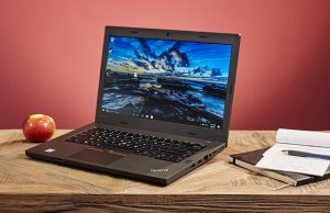 Lenovo's ThinkPad T470p- Going Strong, With 6-Cell Battery