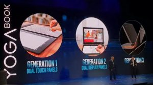 Lenovo Has Been Working on a Yoga Book 2, Will It Have Dual
