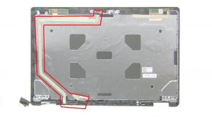 Remove Display Cable.