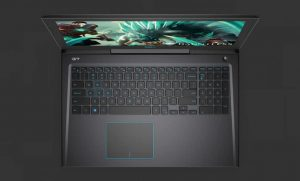 The Highest-End Gaming Laptop of the G-Series Line, the Dell