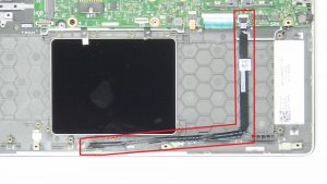 Disconnect and remove LED Circuit Board.
