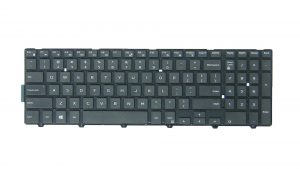 Use plastic scribe to turn over keyboard.