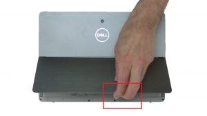 Remove screws (6 x M2 x 3mm).