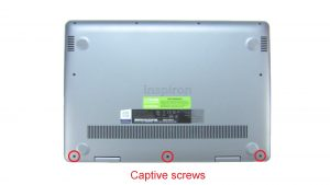 Unscrew and remove Bottom Base (3 X captive screws) (6 x