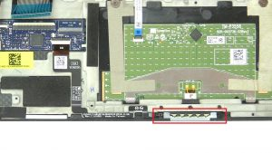 Disconnect and remove LED Board.