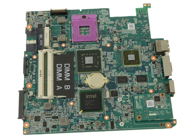 Genuine OEM Dell Studio 14 1450 Intel GM45 System Motherboard D888T F134R