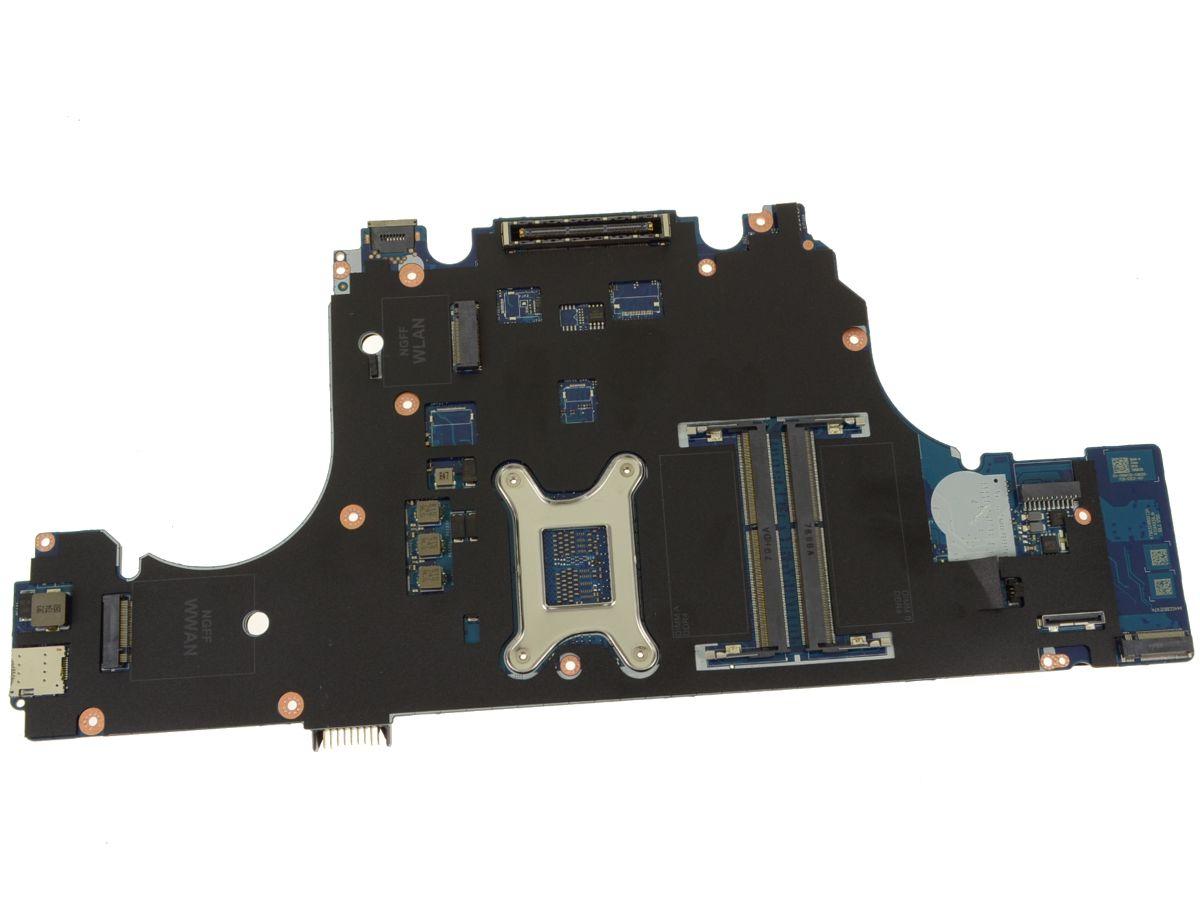 Dell OEM Precision 7520 System Board Intel I7 Quad Core Motherboard WMH3D